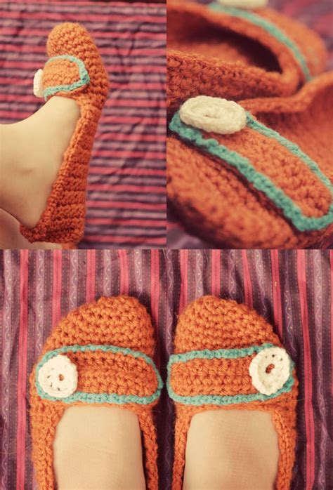 free pattern crochet slippers diy crochet slipper patterns 7 free designs