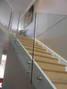 best 25 glass stair railing ideas on glass