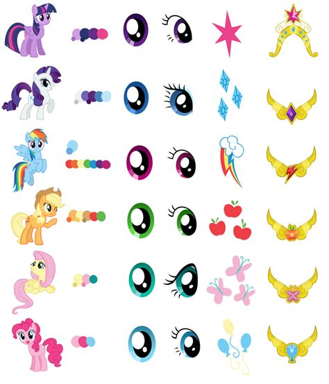 my pony color my pony color palette search my