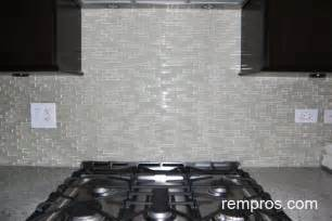 Glass Kitchen Tile Backsplash by Glass Mosaic Tile Backsplash