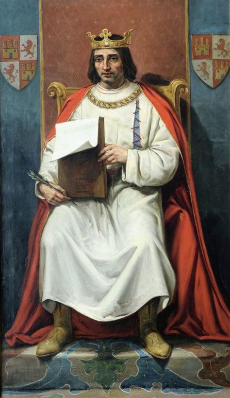 resumen de la biografia de alfonso x el sabio curiosidades de la historia el d 237 a en que alfonso x el