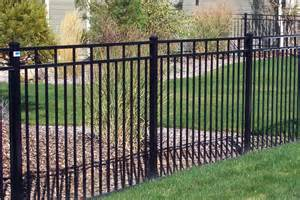 aluminum and wrought iron robell fence contractors