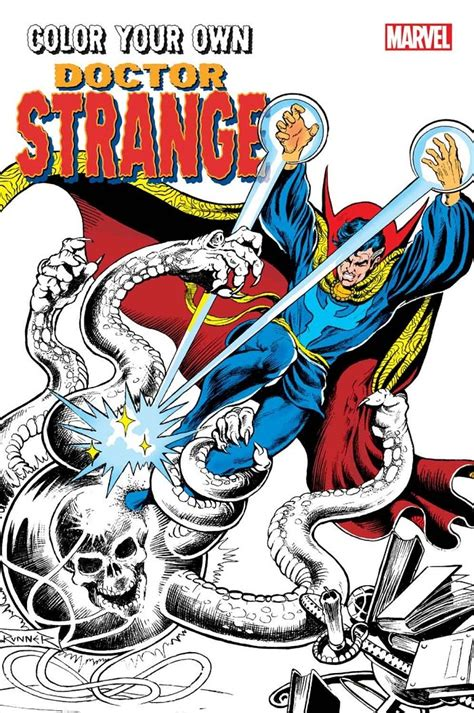 marvel coloring books marvel launches quot color your own quot coloring books
