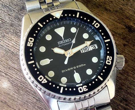 Seiko Automatic 7s26 fs seiko divers 7s26 0050 7s26 0030 and 7002 free ship