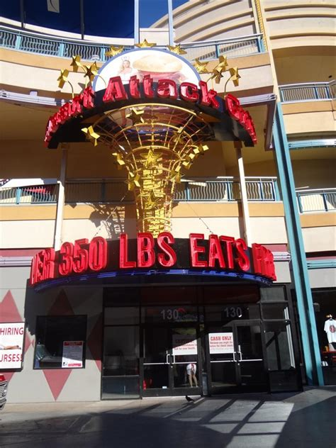 location mat駻iel cuisine attack grill las vegas location