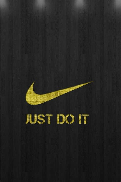 Nike Just Do It Gold Iphone All Hp just do it nike brands logos sports wallpaper