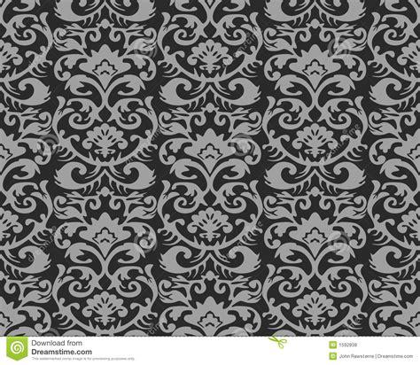 pattern seamless vintage seamless vintage wallpaper pattern stock illustration