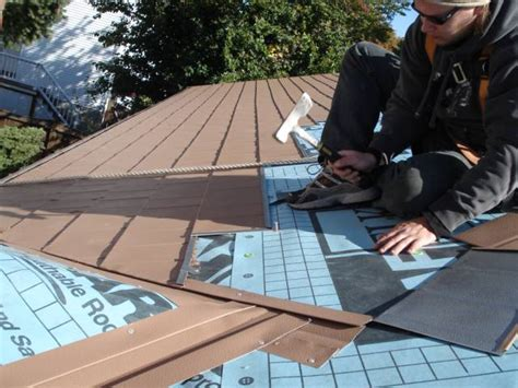 install metal roofing diy guide metalroofinfo