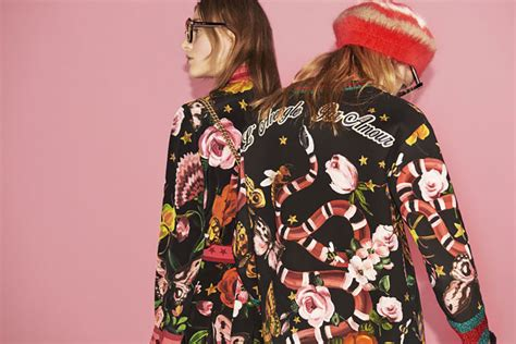 gucci launches its quot gucci garden quot capsule collection