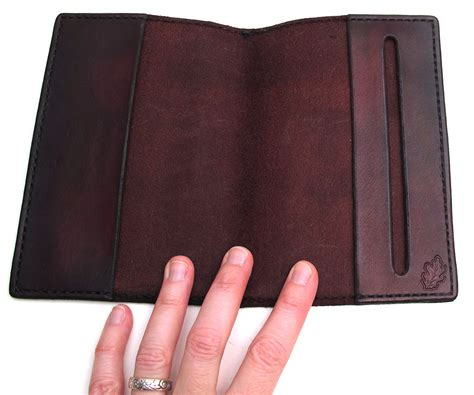 Cover For Leather inkleaf leather co moleskine cover review the gadgeteer