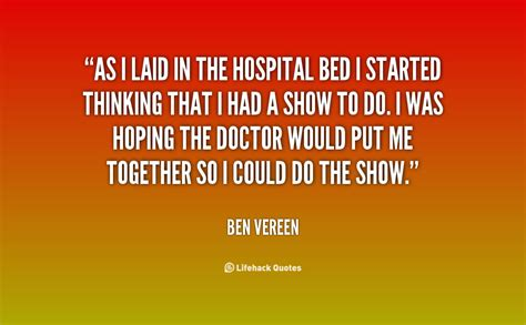 quotes about bed hospital bed quotes quotesgram