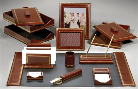 Office Desk Set Accessories Luxury Home Furniture Scully Scully