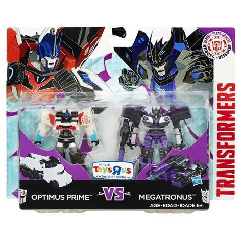33cm Supreme Class Optimus Prime Beast Hunters Hasbro robots in disguise clash of transformers official