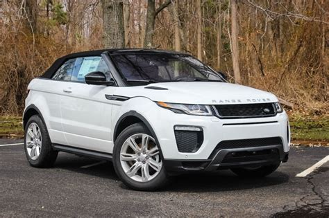 New Land Rover Range Rover 2018 by New 2018 Land Rover Range Rover Evoque Convertible Hse