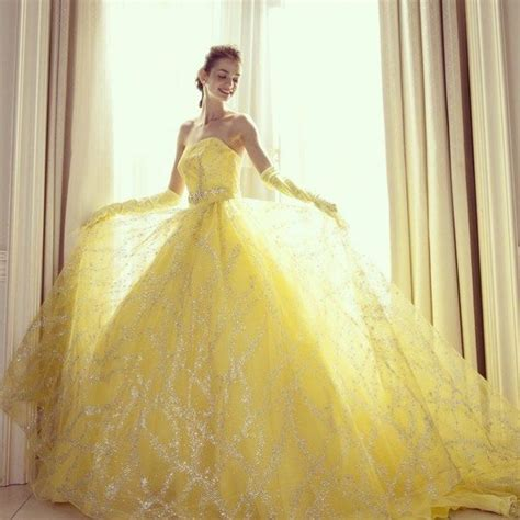 Wedding Dress Yellow by 3163 Best Images About Wedding Dress Up Color My World 2