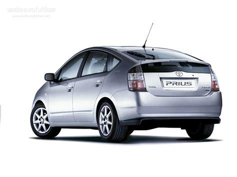 2004 Toyota Prius Battery Toyota Prius 2004 2005 2006 Autoevolution
