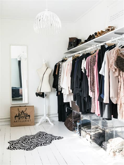 room wardrobe 30 chic and modern open closet ideas for displaying your