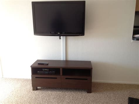 besta adal ikea besta adal tv unit completed carter assembly