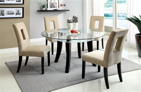 glass kitchen tables sets glass kitchen tables and chairs marceladick