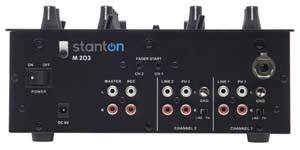 Inner Rajut Two Tone By Eq stanton m203 2 channel dj mixer musical