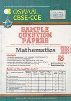 reference books for class 9 oswal maths sle papers for class 10 term 2 solutions