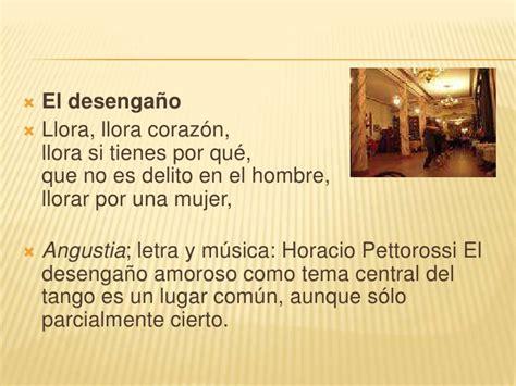 desenganos amorosos letras hispanicas 8437604354 el tango ese g 233 nero musical que naci 243