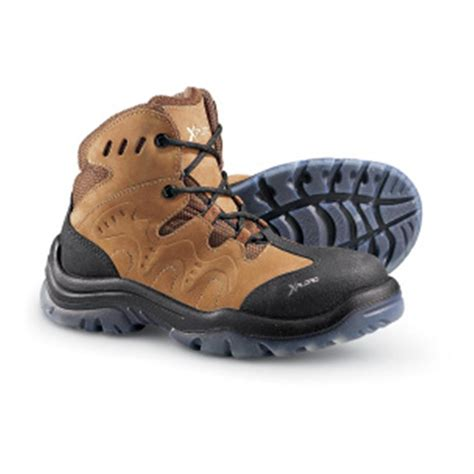 composite toe hiking boots s xploro 174 6 quot composite toe work hiking boots