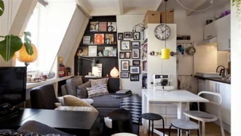 ideen 1 zimmer wohnung einrichten einzimmerwohnung - Ikea Einzimmerwohnung