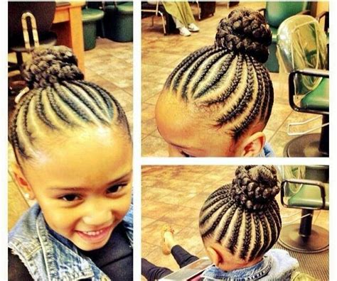braids on black 5 year olds 165 best natural kids cornrow buns images on pinterest