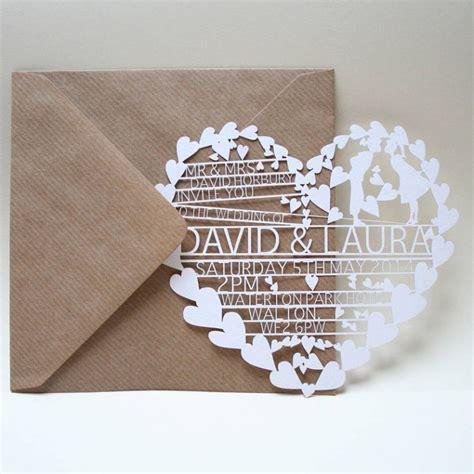 Foto Einladung Hochzeit by 32 Einladungskarten Zur Hochzeit Werden Sie Kreativ