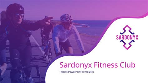powerpoint themes for a gym physical fitness premium powerpoint template slidestore