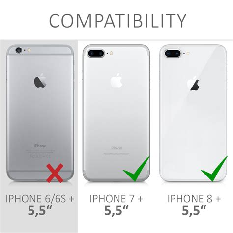 tpu silicone cover for apple iphone 7 plus 8 plus 4057665852242 ebay