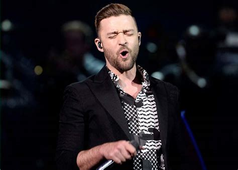 Justin Timberlake Stole The Show by Justin Timberlake Steals The Show At The Eurovision