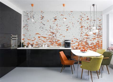 beautiful kitchen wallpaper ideas for every furnishing beautiful kitchen wallpaper ideas for every furnishing