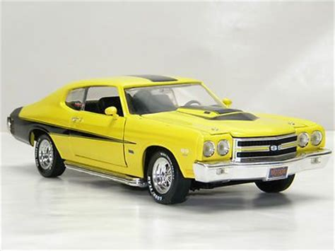 1970 chevy chevelle baldwin motion ertl 1:18 scale new