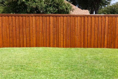 how to build a backyard fence how much did it cost to build a wooden privacy fence apartment therapy