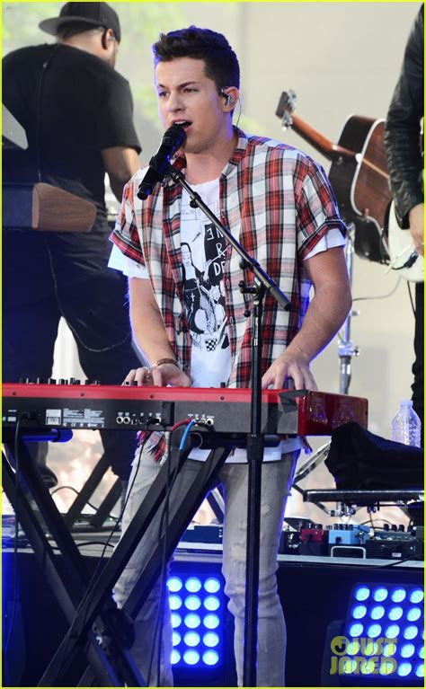 charlie puth attention model watch charlie puth perform attention on today show