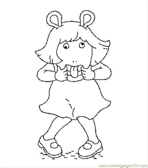 Coloring Pages Arthur Coloring2 Cartoons Gt Arthur Free Arthur Colouring Pages