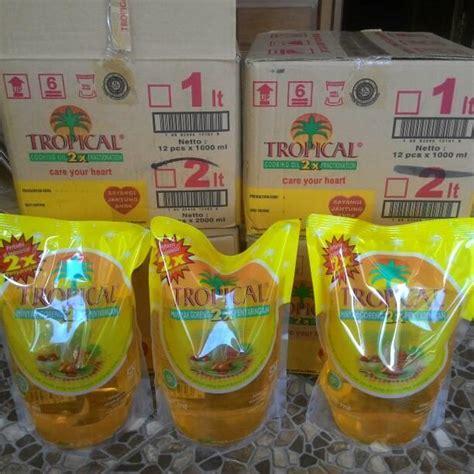 Harga Minyak Goreng Tropical Murah by Jual Minyak Goreng Tropical Harga Murah Jakarta Oleh Pt