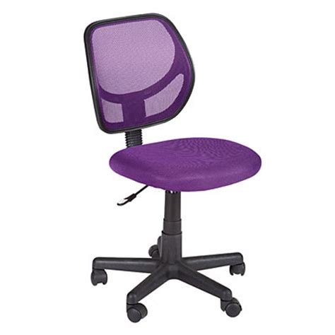 view purple mesh office chair deals at big lots