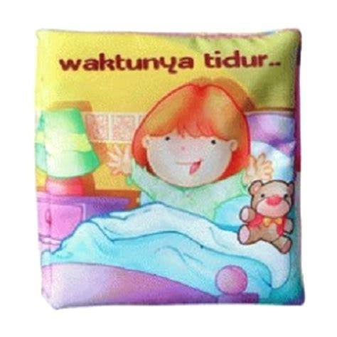 Buku Kainku Waktunya Tidur Bk13 jual buku kainku waktunya tidur mainan anak harga