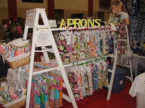 christmas craft show signs great craft show display ideas we how to do it