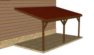 Attached Carport Ideas How To Build An Attached Wood Carport Ehow Apps Directories