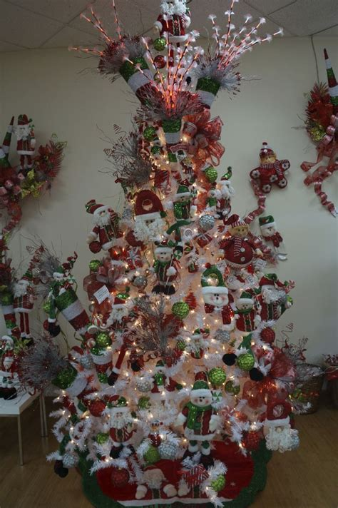 la tendencia del 2013 son los 225 rboles de navidad blancos