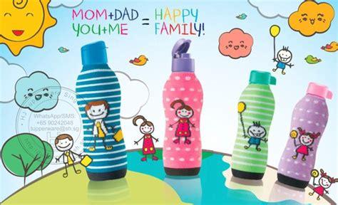 Eco Bottle Family Tupperware tupperware happy family eco bottle set 11117438