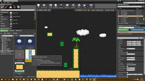 construct 2 side scroller tutorial unreal engine paper 2d side scroller tutorial importing