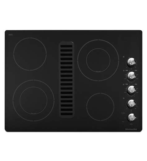 30 inch downdraft electric cooktop downdraft cooktops usa