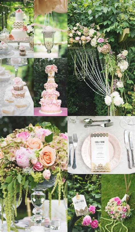4 dreamy and wedding reception themes weddbook