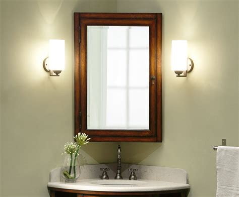Bathroom Mirror Repair Bathroom Medicine Cabinet Mirror Replacement Home