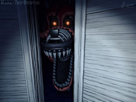 Nightmare In Closet by Foxy In A Closet Sfm Remake By Kana The Drifter On